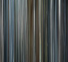 Moviebarcode: Minority Report (2002) by moviebarcode