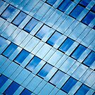 Blue Windows by Photofreaks