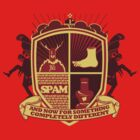 Monty Python Crest by Tom Trager