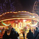 Merry go round at the fair! by weecritter