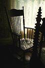 """Vintage Bedroom Nook"" by waddleudo"