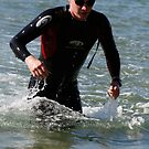 Kingscliff Triathlon 2011 Swim leg C370 by Gavin Lardner