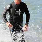 Kingscliff Triathlon 2011 Swim leg C373 by Gavin Lardner