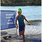 Kingscliff Triathlon 2011 Swim leg P114 by Gavin Lardner