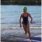 Kingscliff Triathlon 2011 Swim leg P117 by Gavin Lardner
