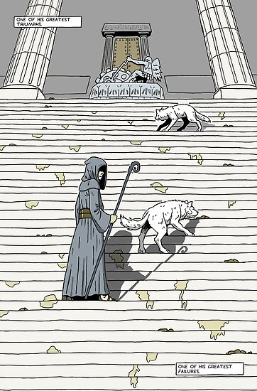 Prelude to battle - the White Queen-Bishop's Tale... by GameOfKings