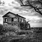 Abandoned Farmhouse, Ohio Route 582 by Bob Dilworth