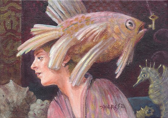 Fishwife by Theresa Bayer