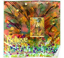 In the Garden of Strong Belief Poster