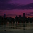 Melbourne Sunrise by Nigel Butfield