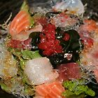 Japanese salad by Nasko .