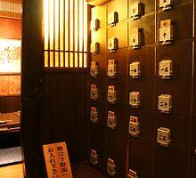 Japanese Restaurant Interior by Nasko .