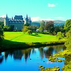 Inveraray Castle by ©The Creative  Minds