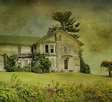Haunted House on The Hill by JKKimball