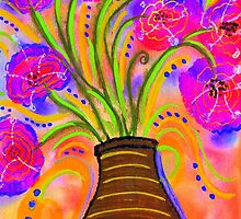 Psychedelic Bouquet by © Angela L Walker
