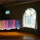 Shirts and an Arched Widow by Wayne King