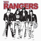 The Rangers by BUB THE ZOMBIE