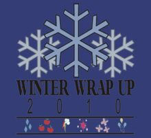 Winter Wrap-Up Tee by pyrrhura