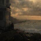 Stormy morning - Kalk Bay  by galemc
