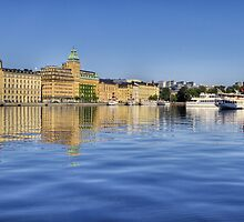 Stockholm view. by cloud7