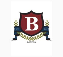 Boston Shirt by Gloria Cortina