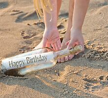Birthday Wish by Maria Dryfhout