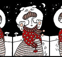 Lumi Olento (Three Wise Snow Creatures) by Anita Inverarity