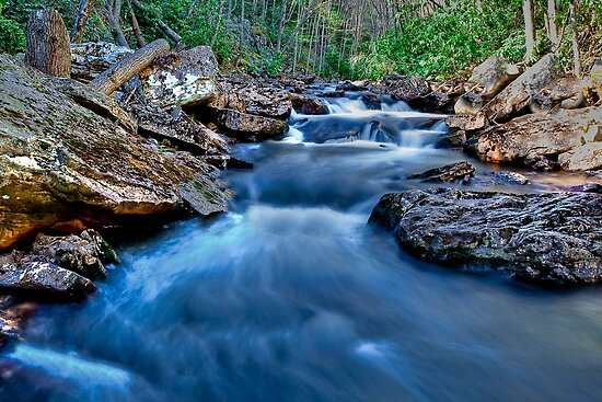 Little Stoney Creek by Joe Jennelle