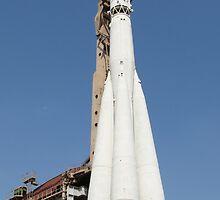 "Rocket ""Vostok"" by mski"