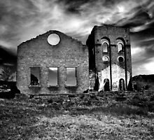 Blast Furnice, Lithgow, NSW Australia by jreyna