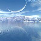 Arctic Moon by Vanessa Barklay
