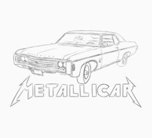 Metallicar by scarletparade