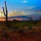 Arizona Sunset by MattGranz