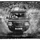 Land Rover Discovery 3 by Peter Tachauer