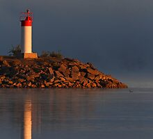 Lighthouse - Dick Bell Park by Jim Cumming