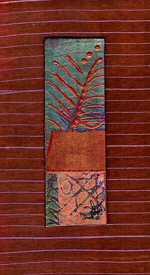 Copper Leaf by © Angela L Walker