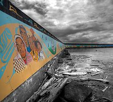 Land & Sea Mural by Don Guindon