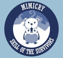 Mimicry, skill of the survivors - Penguin. by Thiago  Vieira