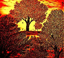 TREES OF MY LIFE by KEITH  R. WILLIAMS