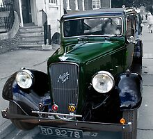 Austin 6 by larry flewers
