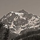 mt shuksan, washington, usa august 2011 by dedmanshootn