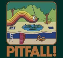 Pitfall! 2600 Box by awe247