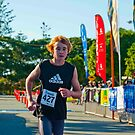 Kingscliff Triathlon 2011 Finish line B6015 by Gavin Lardner