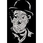 """Charles Chaplin"" by otro"