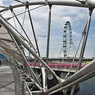 The Helix Bridge 3 by Adri  Padmos