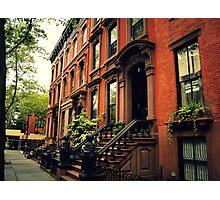 Cobble Hill - Brooklyn - New York City Photographic Print