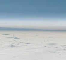 Sea of clouds by RobertoRybak