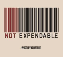 NOT EXPENDABLE by Yago
