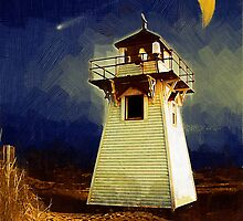 Night Light by RC deWinter
