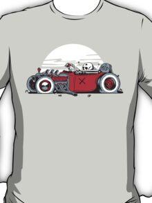 Ed's Dead Sled T-Shirt